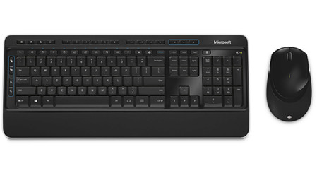 Teclado e Rato Microsoft Wireless Desktop 3050  PP3-00011 - ONBIT