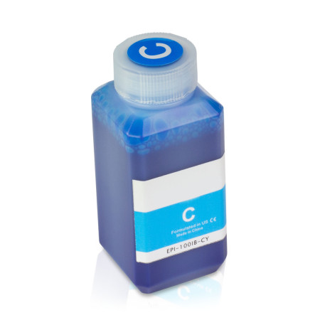 Tinta Universal Compatível Azul Cyan - 1 Litro