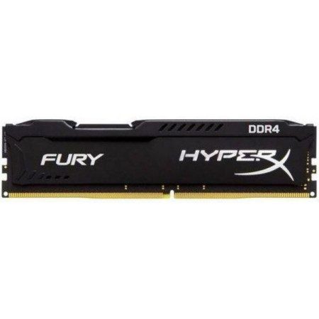 Memoria Kingston 16GB DDR4 2666MHz HyperX Fury Black (HX426C16FB/16)