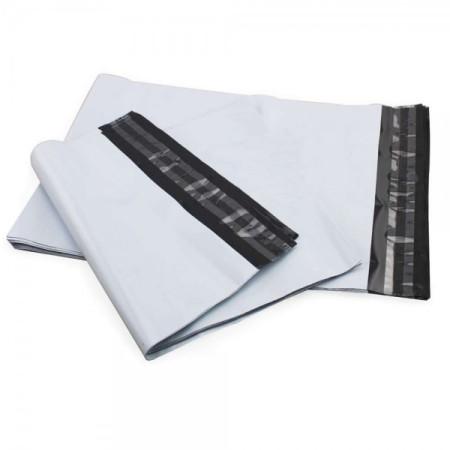 Envelope Envio Plástico Branco c/pala Adesiva 230x325mm