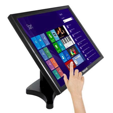 """Monitor 19"""" Iggual MTL19B LCD Táctil SXGA USB"""