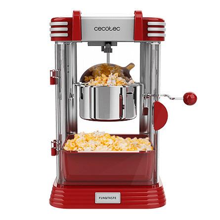 Máquina de Fazer Pipocas Cecotec Fun&Taste P´Corn Classic