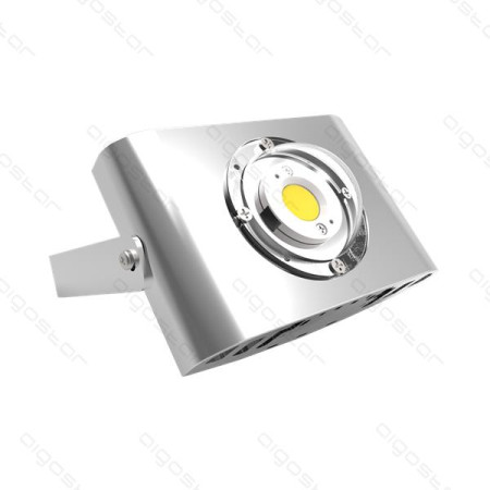 Lâmpada de Foco LED 10W COB 4000K Luz Fria IP65 Aigostar