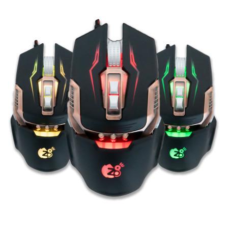 Rato Gaming Z8tech G2 Mechanic 3200dpi