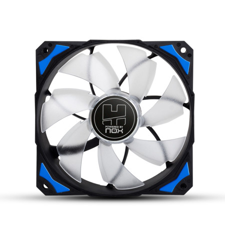 Ventoinha Nox Hummer H-fan 120 LED Blue