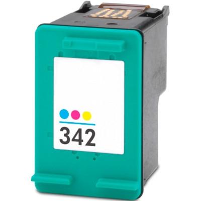 Tinteiro HP Reciclado Nº 342 tricolor (C9361EE)
