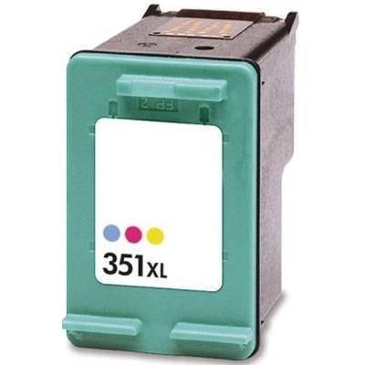 Tinteiro HP Reciclado Nº 351 XL tricolor (CB338EE)