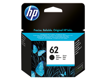 Tinteiro HP 62 Preto Original (C2P04AE)   - ONBIT