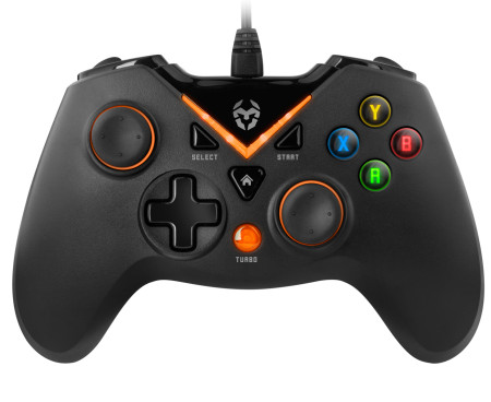 Gamepad NOX Krom Pro Gaming Key (PC/PS3)