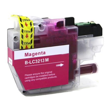Tinteiro Brother Compatível LC3213 / LC3211 Magenta