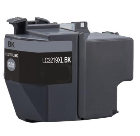 Tinteiro Brother Compatível LC3217 / LC3219 XL 60ml Preto