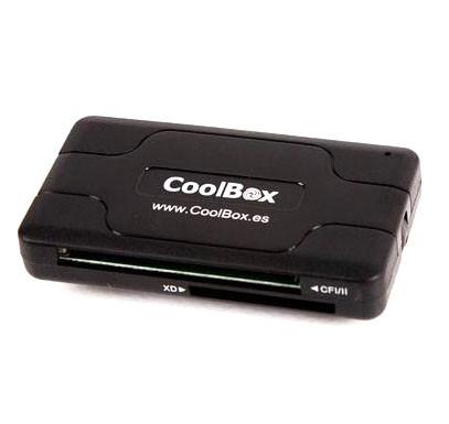 Leitor de Cartões Externo CRE050 Coolbox