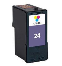 Tinteiro Lexmark Compatível nº 24 tricolor   - ONBIT