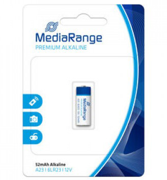 Pilha Mediarange Alcalina A23 | 6LR23 |12V  MRBAT114 - ONBIT