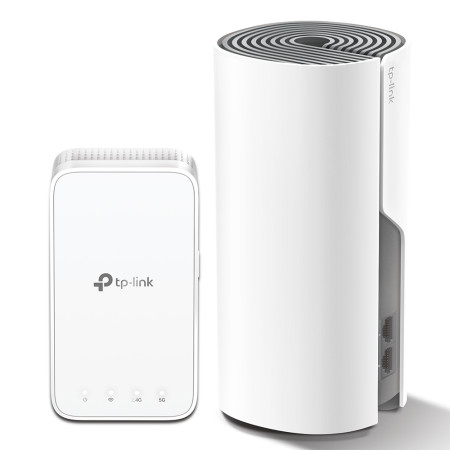 Sistema Wi-Fi TP-Link AC1200 Whole Home Mesh Wi-Fi Deco E3 (pack 2)