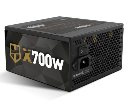 Fonte Nox Hummer X Semi Modular 80+ Plus Bronze x700W