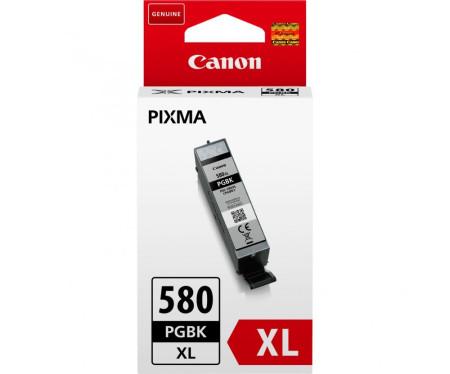 Tinteiro Canon PGI-580BK XL Preto Original (2024C001)