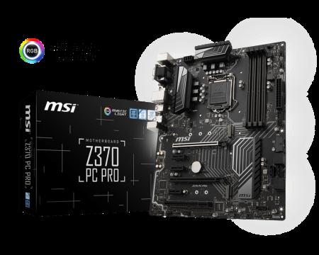 Motherboard MSI Z370 PC Pro - sk 1151