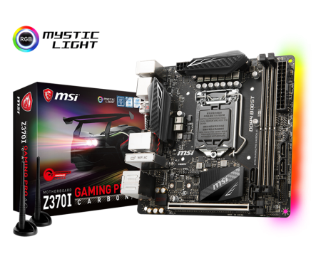 Motherboard MSI Z370I Gaming Pro Carbon AC - sk 1151