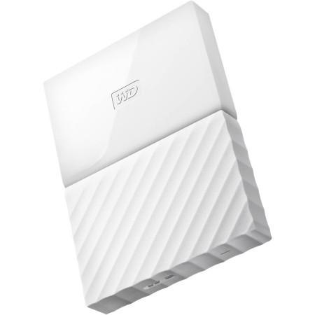 "Disco Externo 2.5"" Western Digital My Passport 1TB - USB 3.0 Branco"