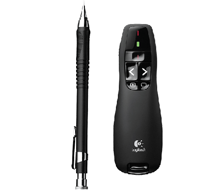 Apontador LOGITECH Wireless Presenter R400