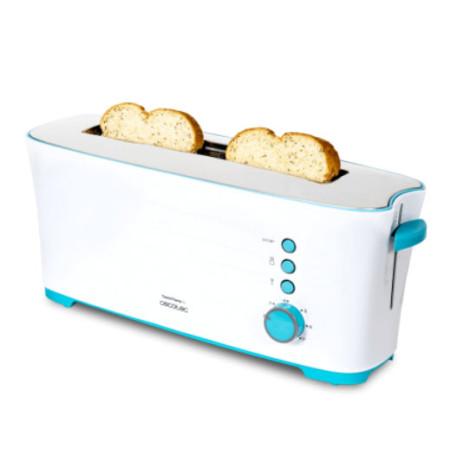 Torradeira Cecotec Toast&Taste 1L 1000w