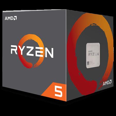 Processador AMD Ryzen 5 2600 Hexa-Core 3.4GHz c/ Turbo 3.9GHz 19MB Skt AM4