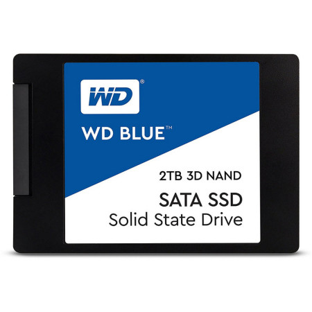 "Disco SSD Western Digital Blue 2.5"" 2TB"