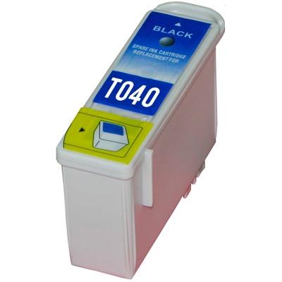 Tinteiro Epson Compatível T040 - Preto