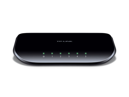 Switch Gigabit 5 Portas TP-Link TL-SG1005D   - ONBIT