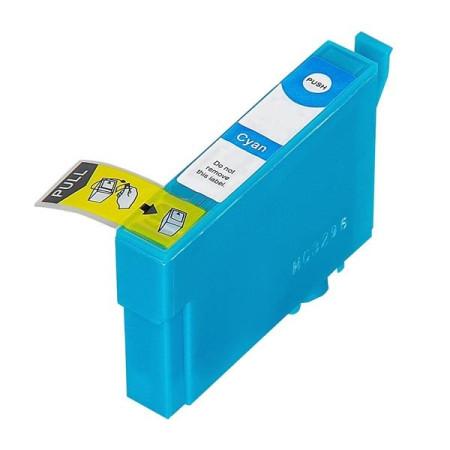 Tinteiro Epson Compatível 34 XL Azul, T3462 / T3472
