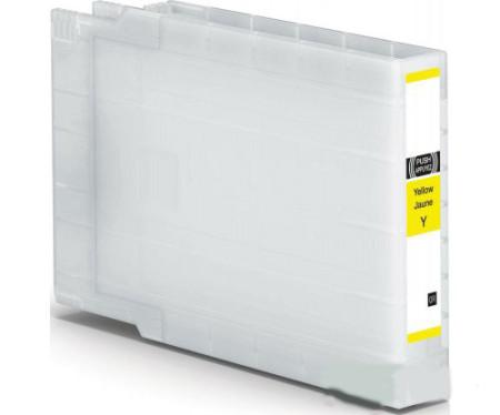 Tinteiro Epson Compatível T9084 / T9074 - Amarelo