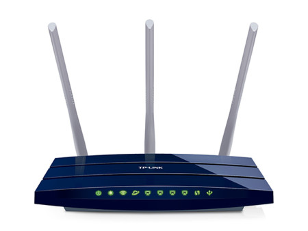 Router TP-Link Wireless N Gigabit 450Mbps TL-WR1043N
