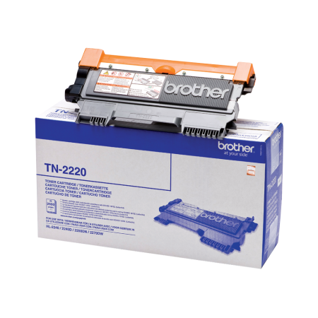 Toner Brother Original TN-2220