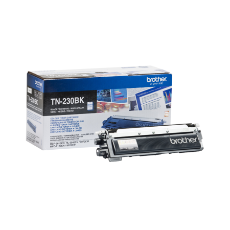 Toner Brother Original TN-230 BK Preto