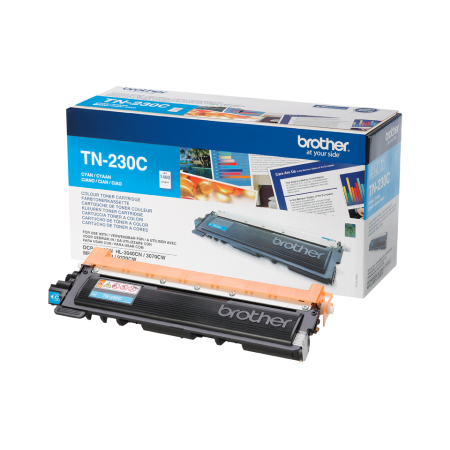 Toner Brother Original TN-230 C Azul