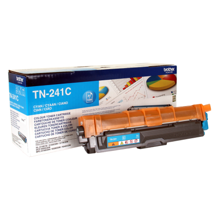 Toner Brother Original TN-241 C Azul