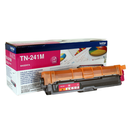 Toner Brother Original TN-241 M Magenta