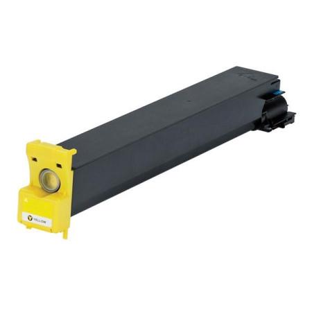 Toner Konica Minolta TN312Y C300 / C352 Compatível Amarelo