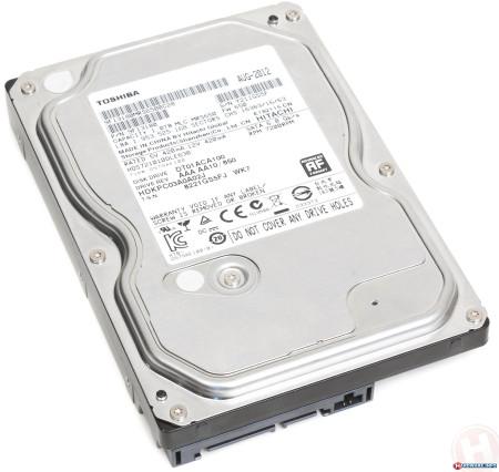 Disco Rígido Toshiba 1TB - 3.5´ DT01ACA100   - ONBIT