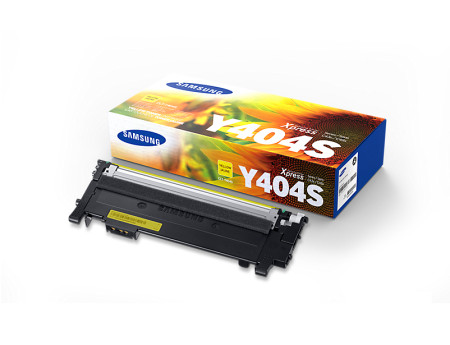 Toner Samsung Original CLT-Y404S Amarelo (CLT-Y404S/ELS)