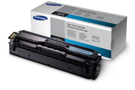 Toner Samsung Original CLT-C504S Azul (CLT-C504S/ELS)