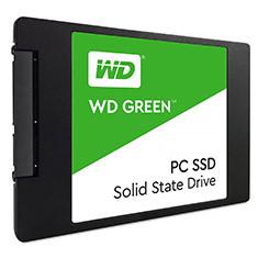 """Disco SSD Western Digital Green 2.5"""" 480GB"""