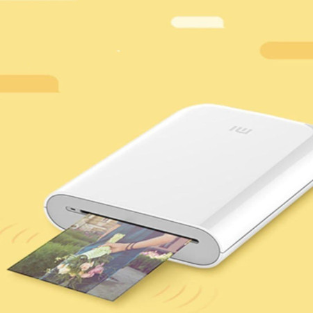 Impressora fotográfica Xiaomi Mi Portable Photo Printer