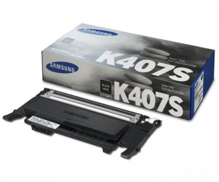Toner Samsung Original CLT-K4072S Preto