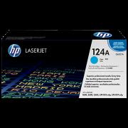 Toner HP LaserJet Original 124A Azul (Q6001A)
