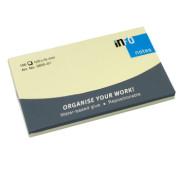Bloco de Notas Adesivo Amarelo 4Office 125x75 - Pack 12 unidades