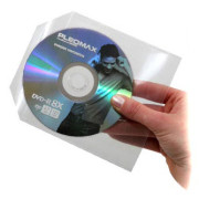 Bolsas Plastico Mediarange para CD/DVD individuais - Pack 50   - ONBIT