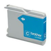 Tinteiro Compatível Brother LC970C / LC1000C Azul   - ONBIT