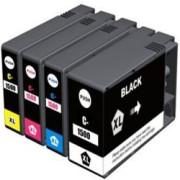 Conjunto 4 Tinteiros Canon Maxify Compatíveis PGI-1500 XL